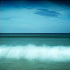 Abstract Beach, Harris
