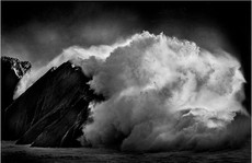 Crashing Wave, Clogher Bay