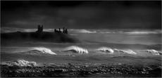 Breaking Waves, Dunstanburgh