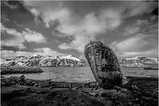 The Wreck at Djupavik