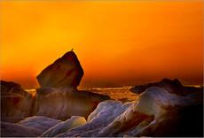 Jokulsarlon Sunset