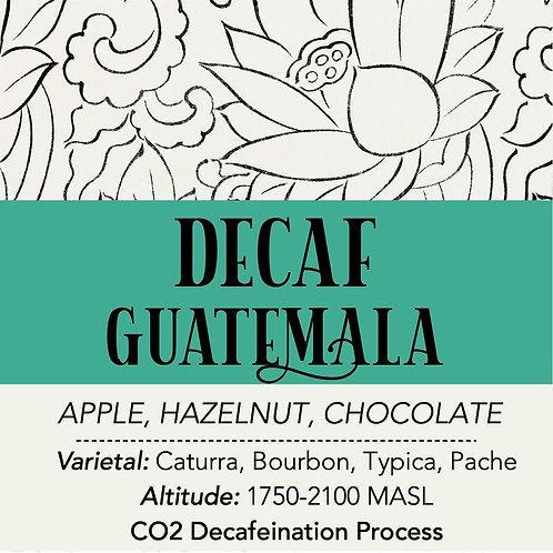 Decaf - Guatemala