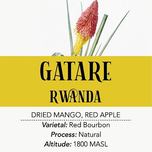 RWANDA - Gatare