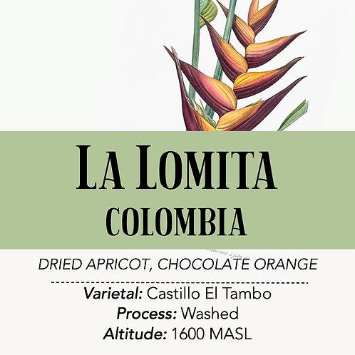 COLOMBIA - La Lomita
