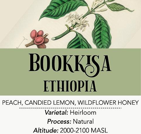 ETHIOPIA - Bookkisa