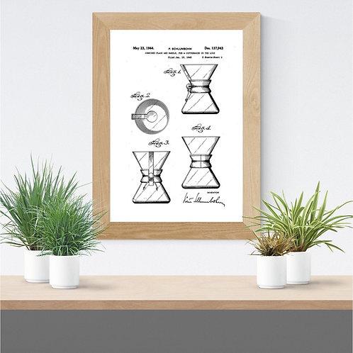 Chemex Patent Print - Page 1