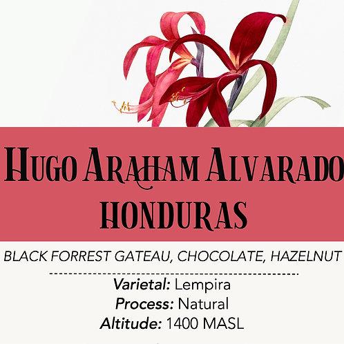 HONDURAS - Hugo Abraham Alvarado