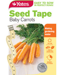 Seed Tape - Carrot
