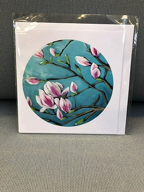 Garden Kaka - Card