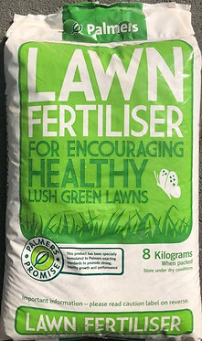Palmers Lawn Fertiliser 8kg