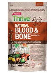Blood & Bone 3kg - Organic