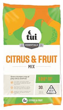 Tui Citrus & Fruit Mix 30L