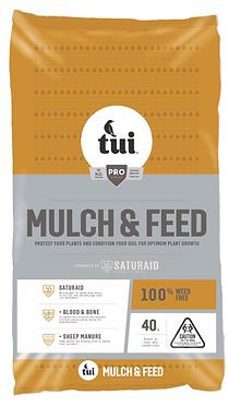 Tui Mulch & Feed 40L