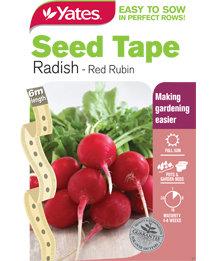 Seed Tape - Radish
