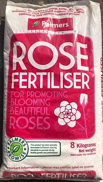 Palmers Rose Fertiliser 8kg