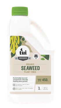 Tui Certified Organic Seaweed Plant Tonic 1L