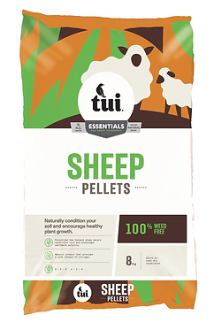 Tui Essentials Sheep Pellets 8kg
