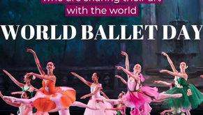 Happy World Ballet Day 2021