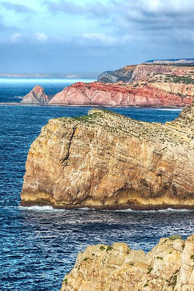 the cliffs of sagres I