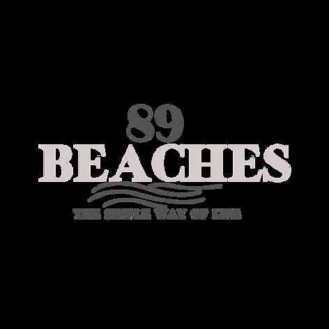 89 BEACHES Logo transperent.png