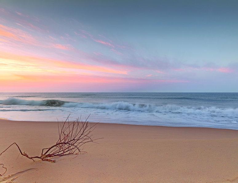 calm ocean I
