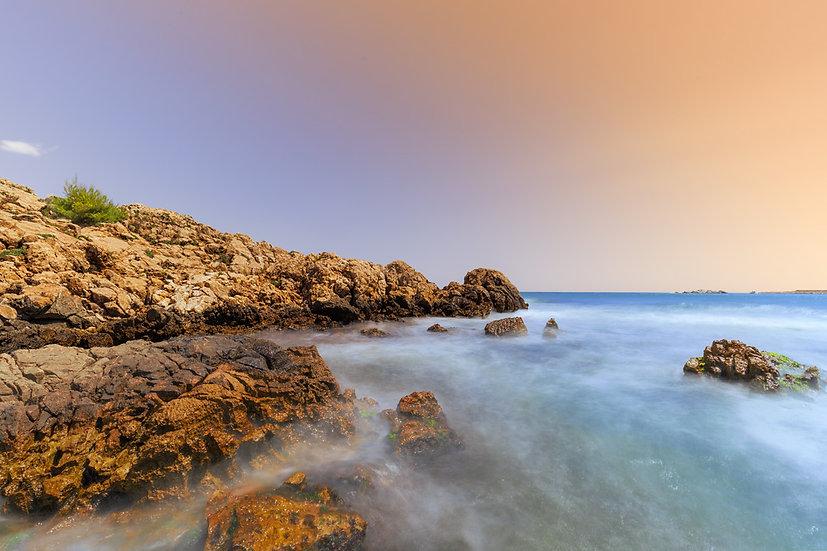 mysterious sea I
