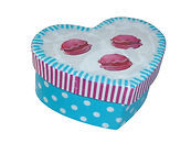 decopatch heart box decorated