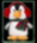 Pebbles penguin