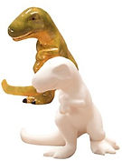 Heavenly Glaze Paint your own dinosauer
