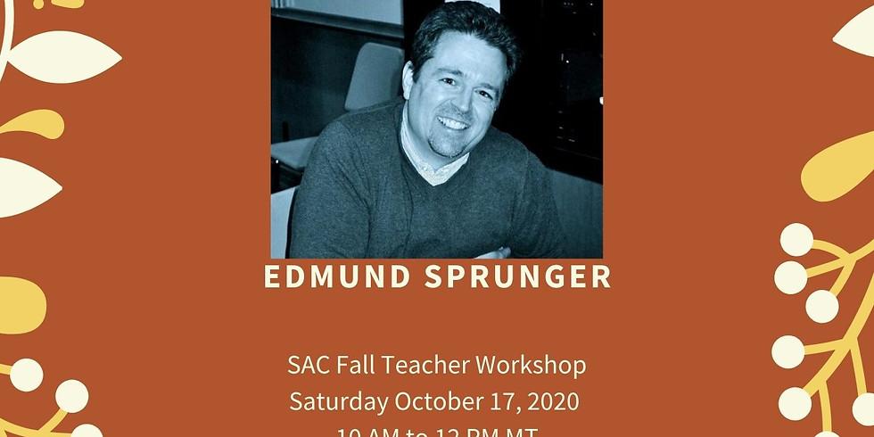 Fall Festival Teacher Workshop