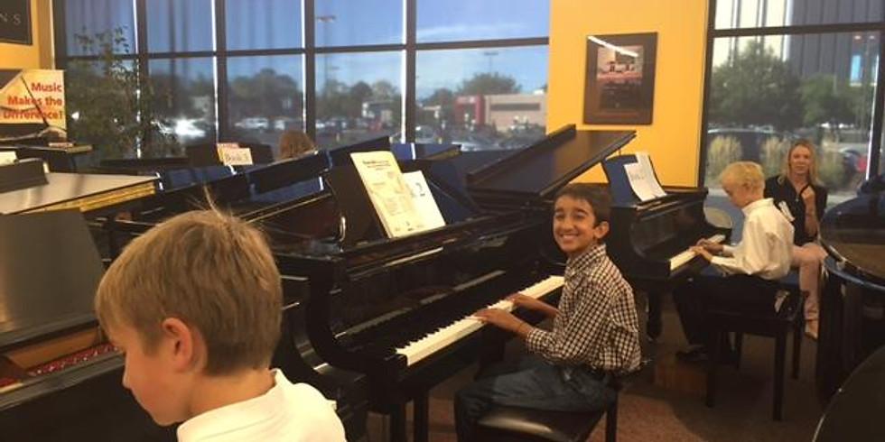 Denver Piano Fall Festival