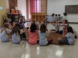 Fall Festival 2018 dalcroze-inspired