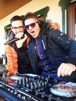 Dj Popi Centrova Skimanija Saalbach Ski Opening Radio Center Skifun