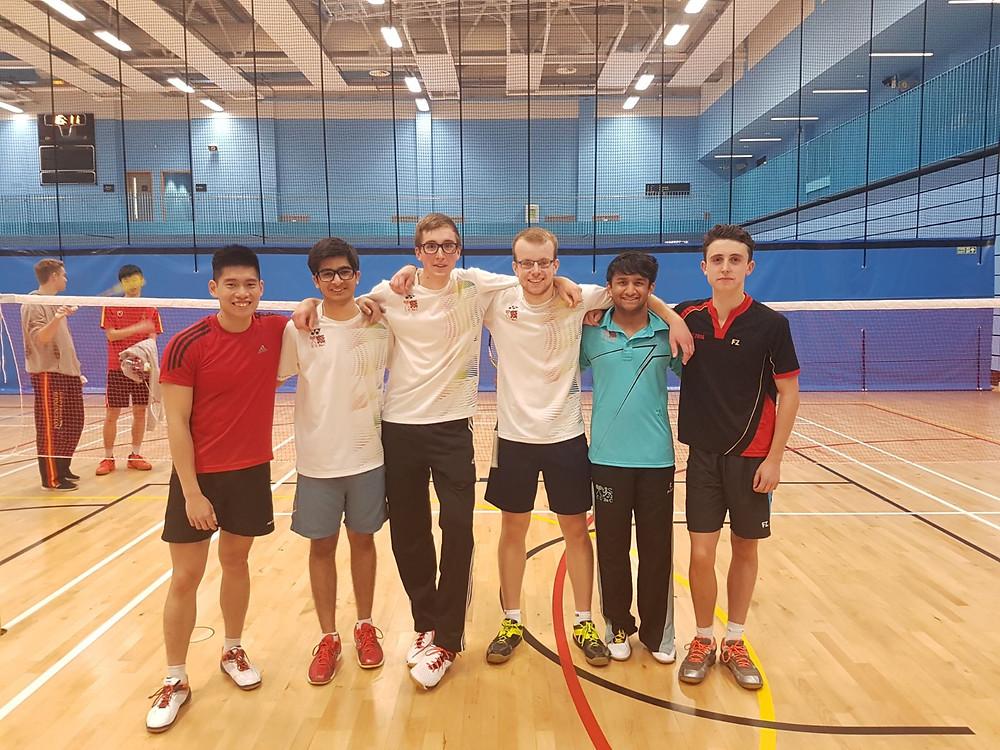 Cambridge Men's 1st