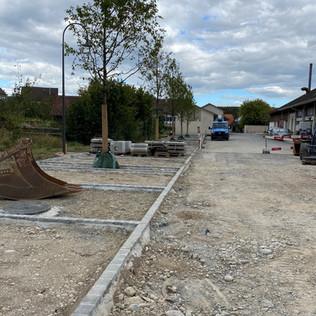 Im Chorb, Rheinau