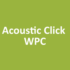 Acoustic Click WPC