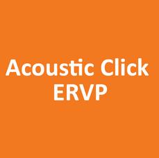 Acoustic Click ERVP