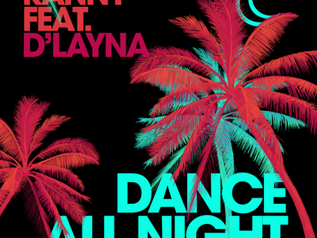 'Dance All Night' REMIXES!!!