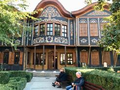 Ethnographic Museum,Plovdiv,Bulgaria