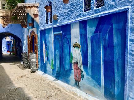 Chefchaouen,Morocco