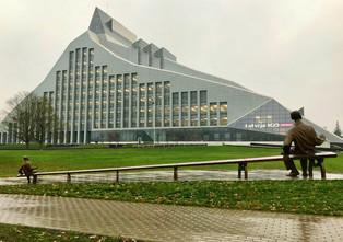 NationalLibrayOfLatvia,Riga,Latvia