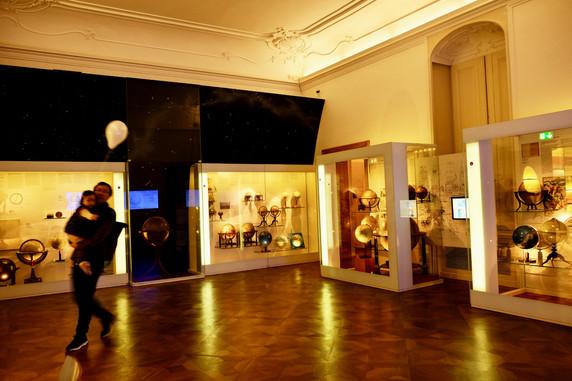 GlobeMuseum, Vienna, Austria