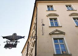 Film Museum,Prauge,Czech Republic