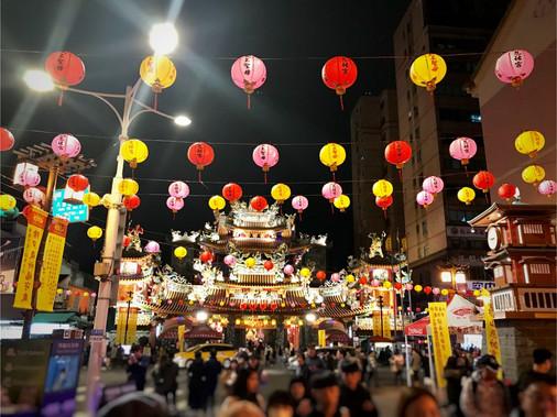Raohe St. Night Market, Taipei, Taiwan