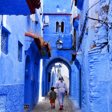 Chefchaouen,Morocco