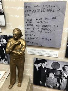 EinsteinMiniMuseum,Princeton,USA