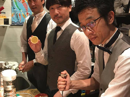 渋谷男子バーテンダーになる@順子バー ご報告