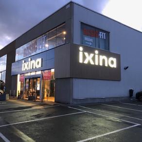 Ixina Sint-Pieters-Leeuw