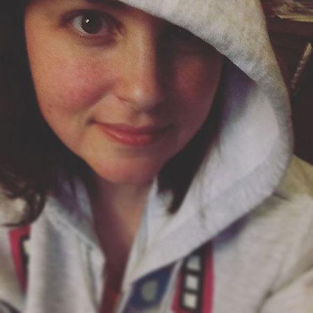 Me wearing my client's hoodie...jpg
