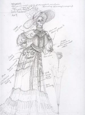 Lady Bracknell